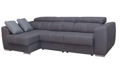 Sofá Chaise longue 290 cm...
