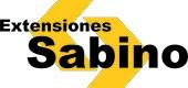 Extensiones Sabino